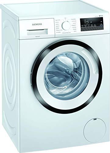 Siemens WM14N122 iQ300 Waschmaschine / 7kg / D / 1400 U/min / Outdoor-Programm / varioSpeed Funktion / Nachlegefunktion