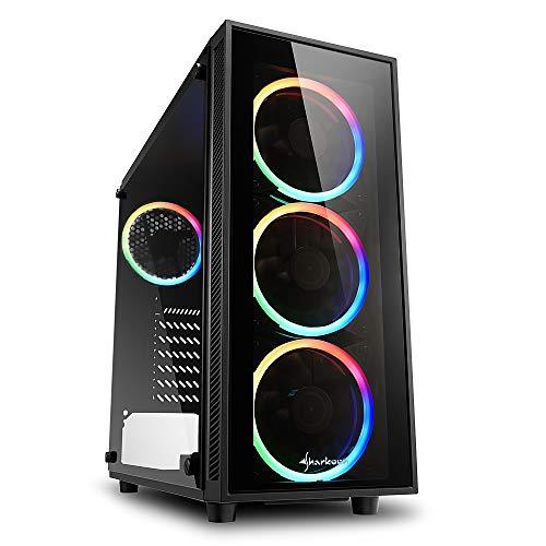 Sharkoon TG4 PC-Gehäuse RGB