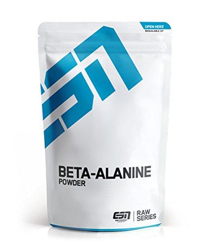 ESN-beeta-alaniini - 500 g - 166 annosta - korkealaatuinen beeta-alaniinijauhe - vegaani - Valmistettu Saksassa