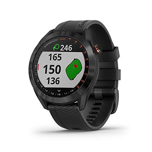 Garmin Approach S40 Smartwatch Golf Black