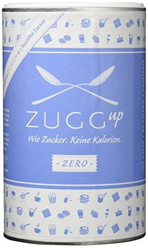 ZUGGup Zero - Kuinka sokeria erytritolia. Ei kalori-ksylitolivaihtoehtoa (erytritoli - sukraloosiyhdistelmä) nyt ERITYISEN HINTAAN!