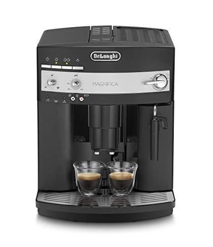 De'Longhi B ESAM 3000 Kaffeevollautomat, Edelstahl rostfrei, 1.8 liters, Schwarz