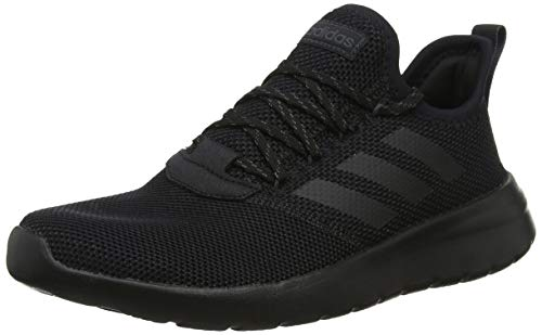 adidas Men's LITE Racer RBN Fitness Shoes, Multicolor (Negbás / Negbás / Grisei 000), 43 1/3 EU