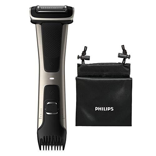 Philips BG7025/15 Bodygroom Series 7000 mit integriertem Kammaufsatz (3 bis 11 mm)