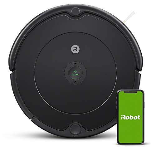 iRobot Roomba 692, WLAN-fähiger Saugroboter, Reinigungssystem mit 3 Stufen, Kompatibel mit Sprachassistenten, Smart Home und App-Steuerung, Individuelle...