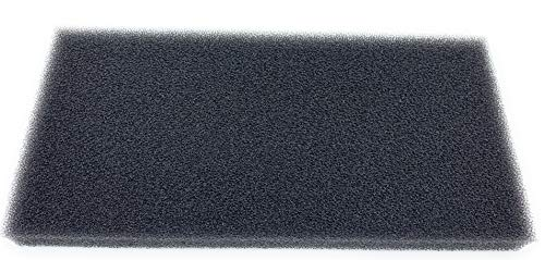 Filter für Gorenje D9866E SP-13 SP13 Panasonic Trockner Wärmepumpentrockner | 429410 ANH-628504 | 280 x 137 x 20 mm | Schwammfilter Filtermatte Kondenstrockner |...