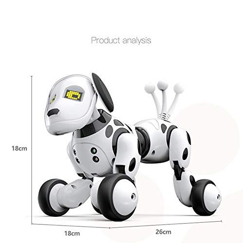 Sunsetglow DIMEI 9007A 2,4g Drahtlose Fernbedienung Intelligente Roboter Hund Kinder Smart Spielzeug Reden Hund Roboter Elektronische Pet Spielzeug...