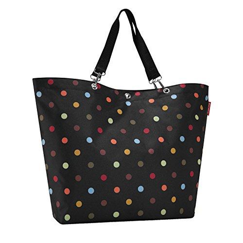 reisenthel Shopper XL dots - Schultertasche Umhängetasche Strandtasche gepunktet