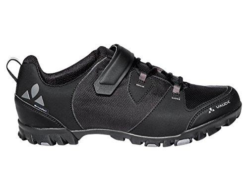 VAUDE Uni TVL Pavei STX cycling shoes, Phantom Black, 40 EU