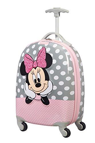 Samsonite Disney Ultimate 2.0 - Spinner S Kindergepäck, 46,5 cm, 20,5 L, mehrfarbig (Minnie Glitter)