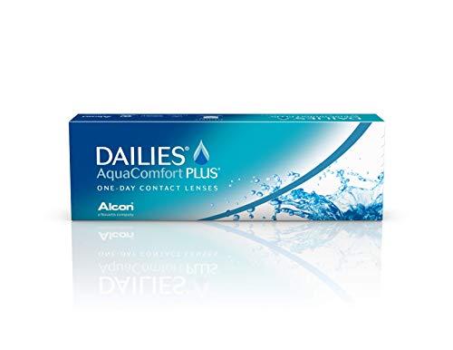 Dailies AquaComfort Plus Tageslinsen weich, 30 Stück, BC 8.7 mm, DIA 14.0 mm, -1.75 Dioptrien