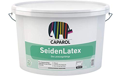 Caparol Seidenlatex weiß 12,5 Liter