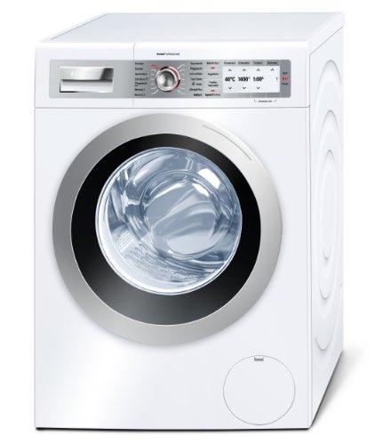 Bosch WAY28742 Home Professional Waschmaschine Frontlader / A+++ / 1400 UpM / 8 kg / Weiß / ActiveWater Plus / Ecosilence Drive