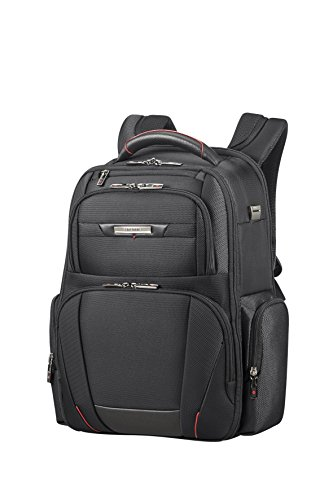 Samsonite Pro-DLX 5 - 15.6 Inch Laptop Backpack, 44.5 cm, 20 L, Black