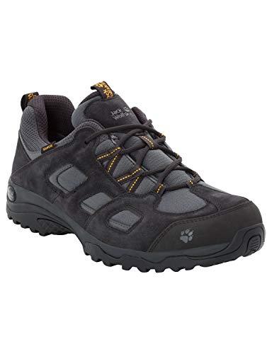 Jack Wolfskin Men Vojo Hike 2 Texapore Low M Waterproof Trekking & Walking Walking Shoes, Gray (Phantom 6350), 47.5 EU
