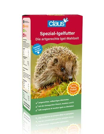 Claus Spezial-Igelfutter 7500 g