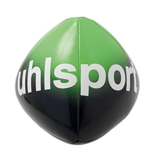 uhlsport Reflex Fußball, Fluo grün/Marine/Weiß, One Size