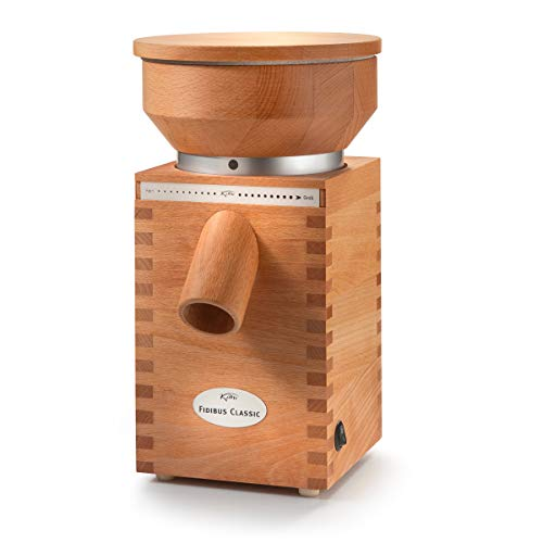 KoMo Fidibus Classic Getreidemühle (360 Watt, Holz)