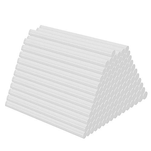 Klebesticks Heißklebesticks, Beeway® Schmelzklebesticks A+, SGS Genehmigt, Ø 11mm x 100mm, 55er-Pack