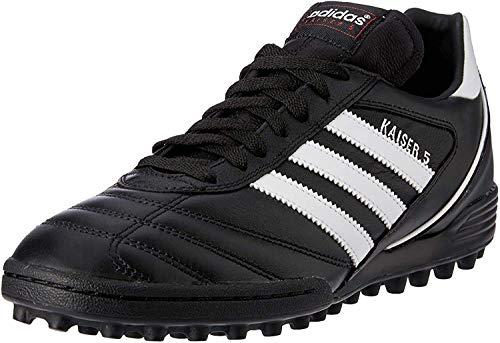 adidas Men's Kaiser 5 Team Football Boots, Black (Black / Running White FTW), 43 1/3 (9 UK)