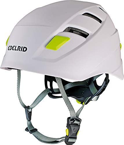 Edelrid via ferrata helmet Zodiac, 720370000470, white (snow), XS / XL (54 - 62 cm)