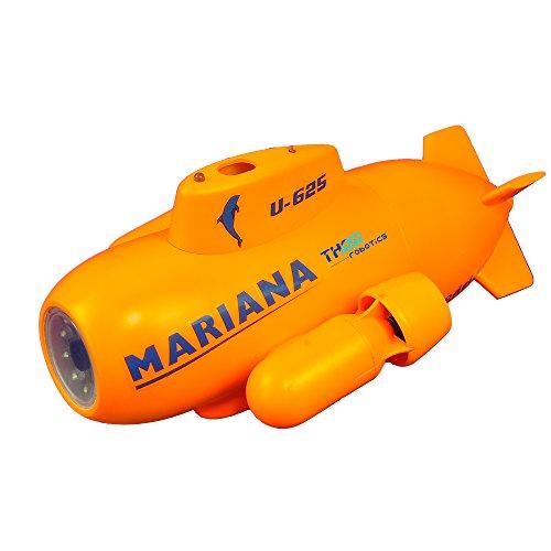 ThorRobotics Unterwasser-Drohne RC U-Boot Mini Mariana HD Video Echtzeit Unterwasserkamera