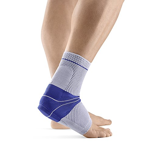 Bauerfeind AchilloTrain ankle support - breathable knit ankle support for targeted relief of the Achilles tendon without mobility ...
