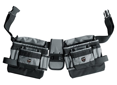 kwb Werkzeug-Tasche 907910 (2-teilig, mit Nylon-Gürtel)