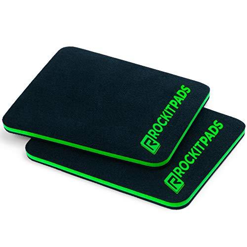 ROCKITZ Grip Pads | Premium Griffpolster für Kraftsport | Handschutz Grippads | Griffpads Krafttraining | Fitness Griffpads | Fitness Grip Pads | Crossfit...