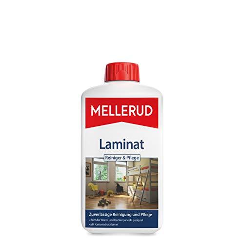 Mellerud Laminat Reiniger & Pflege – Zuverlässiges Mittel zur Reinigung von Laminat-Oberflächen – 1 x 1 l