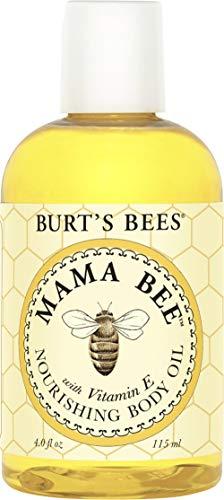 Burt's Bees 100-prosenttisesti luonnollinen Mama Bee -hoitoöljy, 115 ml