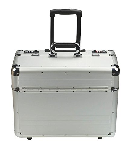 ALUMAXX Pilot Case Aluminum Case Trolley OMEGA
