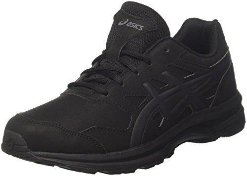 ASICS férfi gél-misszió 3 gyalogos cipő, fekete-fekete karbon fantom 9097, 43.5 EU