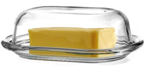 Ritzenhoff & Breker Butterdose Fresh, 20x13x7 cm, Glas