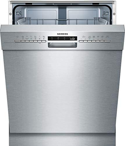 Siemens SN436S04AE Unterbaugeschirrspüler / A++ / 258 kWh/Jahr / 2660 L/jahr /6 Programme / 3 Sonderfunktionen / grau