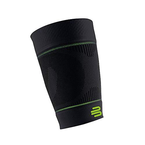 """Bauerfeind Kompressions-Oberschenkelbandage """"Sports Compression Sleeves Upper Leg"""", 1 Paar Sleeves Oberschenkel Unisex, Für Ball- & Ausdauersportarten zur..."""