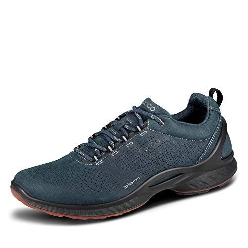 ECCO Herren BIOM FJUEL Trekking- & Wanderhalbschuhe Sneaker, Blau (Navy 11058), 43 EU