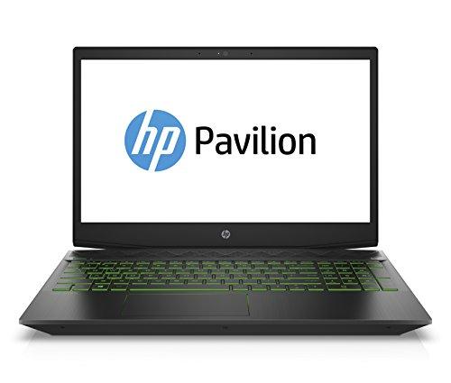 HP Pavilion Gaming 15-cx0002ng (15,6 Zoll/ Full HD IPS) Gaming Laptop (Intel Core i5-8300H, 128 GB SSD + 1 TB HDD, 8 GB RAM, Nvidia GeForce GTX 1050Ti 4GB, Windows...