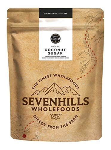 Sevenhills Wholefoods Kokosblütenzucker Bio 2kg