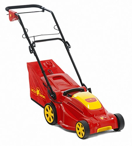 WOLF-Garten - electric lawnmower A 370 E; 18AKHJH2650