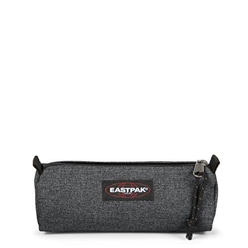 Eastpak Benchmark - Single Federmäppchen, 21 cm, Schwarz (Black Denim)