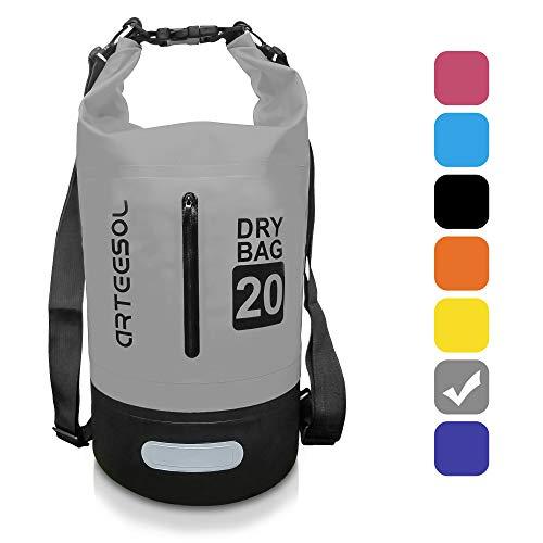 arteesol Dry Bag - 5L / 10L / 20L / 30L waterproof dry bag / dry bag, adjustable shoulder strap included