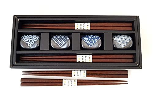 Essstäbchen Geschenk Set KOBAN hergestellt in Japan