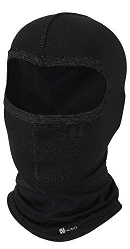 Hisert ski mask Ski mask Silverplus Thermoactive HR 13 (Black, M / L)