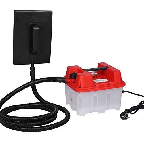 Dampf Tapetenablöser mit 4,5l Behälter 2200W Leistung 70 Min. Laufzeit Tapetenentferner Tapetenlöser