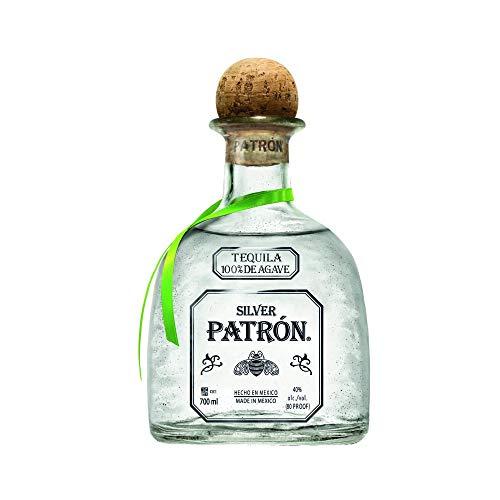Patrón Silver Tequila, 0.7 l