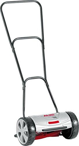 AL-KO Spindelmäher Soft Touch 2.8 HM Classic (Schnittbreite 28 cm, Schnitthöhe 4-Fach verstellbar, nur 7 kg schwer, extrem wendige Bauweise, für Rasenflächen bis...