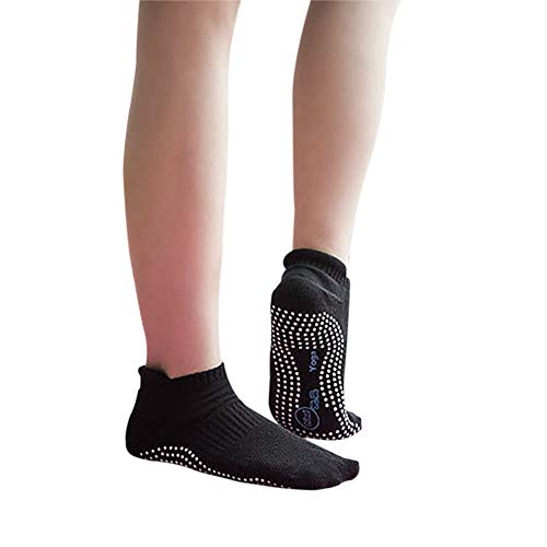 Mallalah Pilates Socken Yogasocken Yoga Socken Anti Rutsch/Rutschfest Training Neuheit Socke nz für Frauen