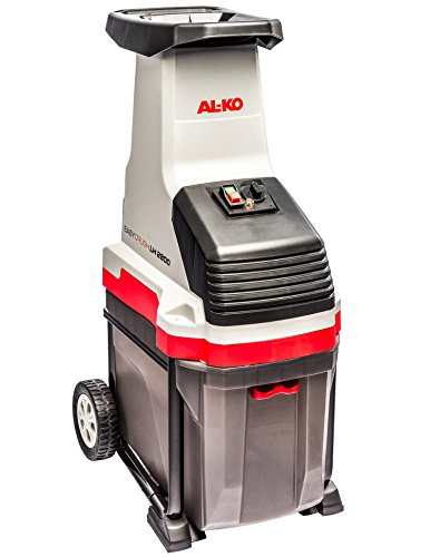 AL-KO Häcksler Easy Crush LH 2800, 2800 W Motorleistung, max. 40 mm Aststärke, 48 Liter Fangbox, leiser Walzenhäcksler, großer Einfülltrichter, ergonomischer...