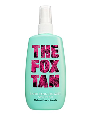 The Fox Tan Rapid Tanning Crap 120ml